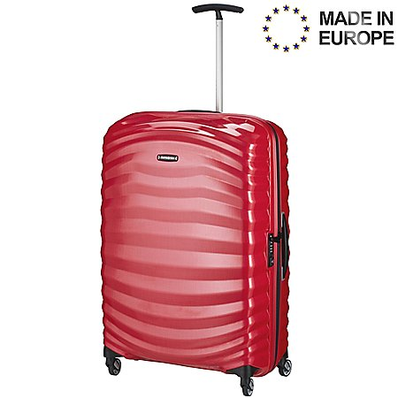 Samsonite Lite-Shock 4-Rollen-Trolley 75 cm Edition Pink