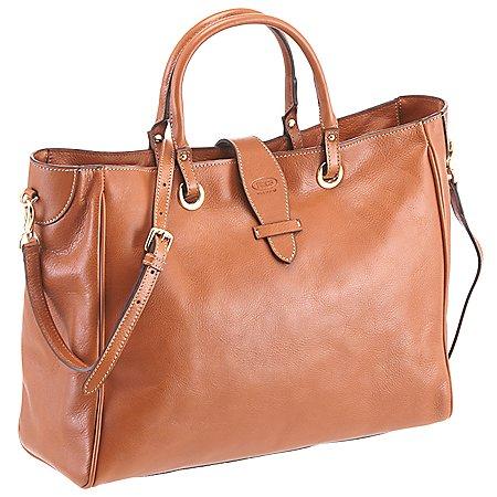 Brics Life Pelle Shopping Bag Umh�ngetasche 39 cm