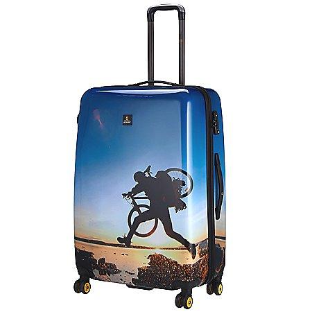 National Geographic Adventure of Life X-Biker 4-Rollen-Trolley 78 cm