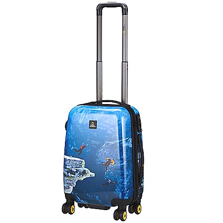 National Geographic Adventure of Life Jumper 4-Rollen-Trolley 55 cm