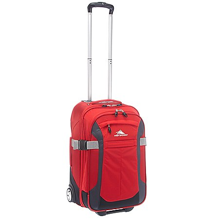 High Sierra Adventure Travel Sporttour 2-Rollen-Trolley 57 cm