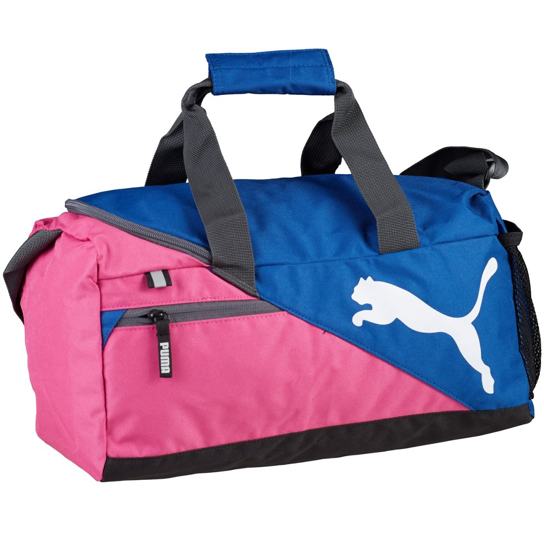 Puma Fundamentals Sports Bag XS Sporttasche 40 cm - rose violet-true blue