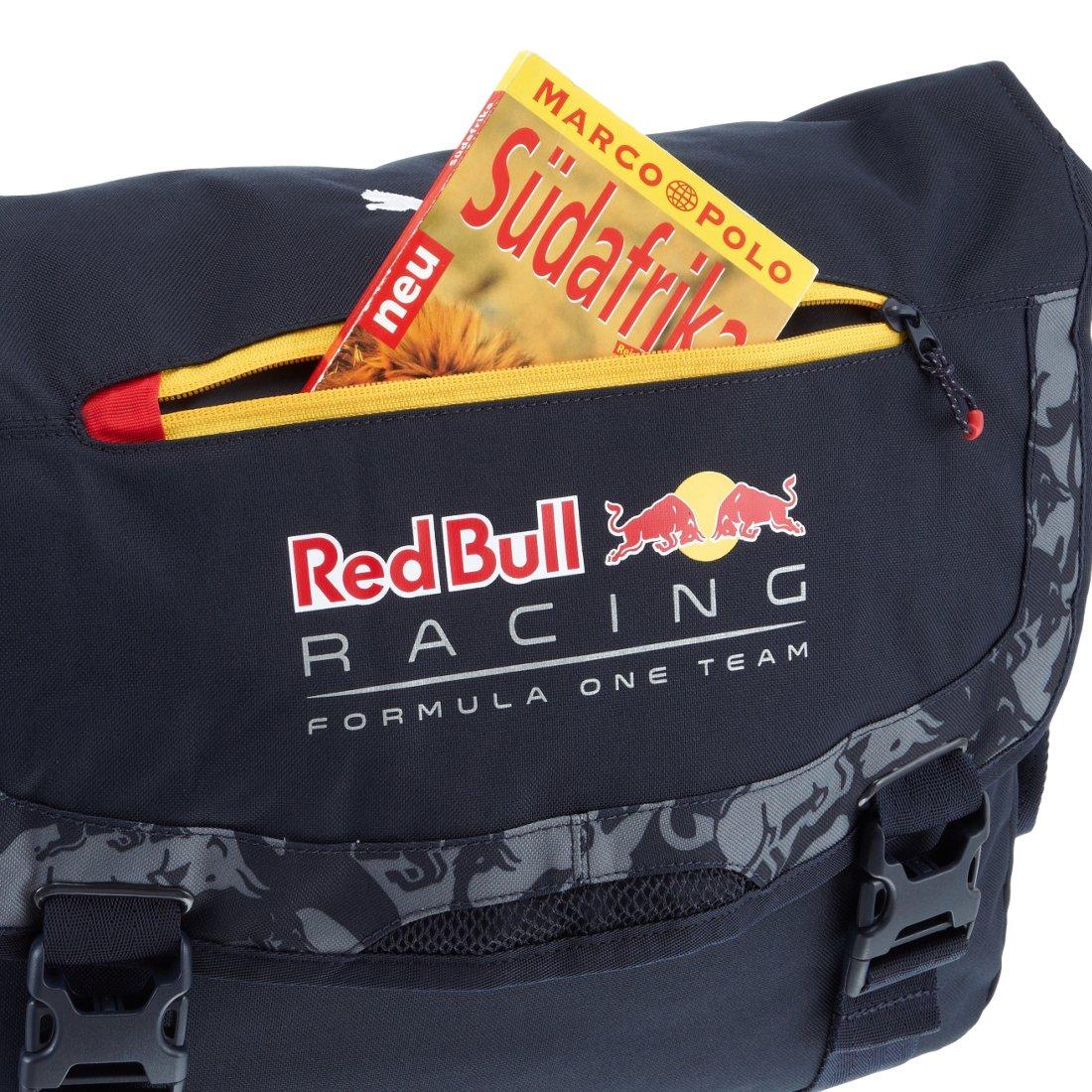e22d2b0748ef6 Puma Red Bull Racing Replica Schultertasche 42 cm - total eclipse-stampede.  Previous