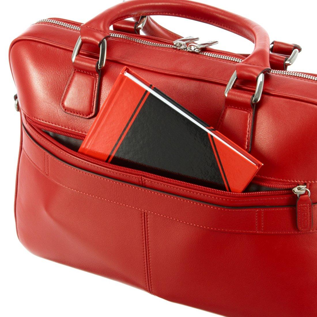 5615be40e2501 Picard Maggie Damen Aktentasche 36 cm - rot - koffer-direkt.de