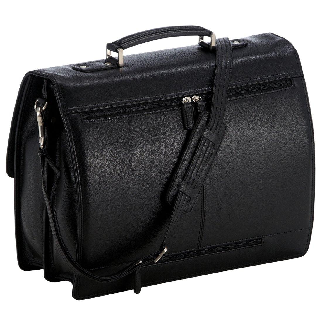 74b49a9d0a7c8 Picard Aberdeen Aktentasche 42 cm - schwarz - koffer-direkt.de