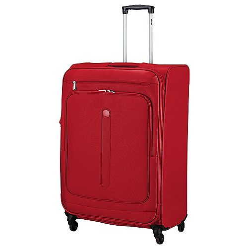 Delsey Manitoba 4-Rollen-Trolley 78 cm - rot