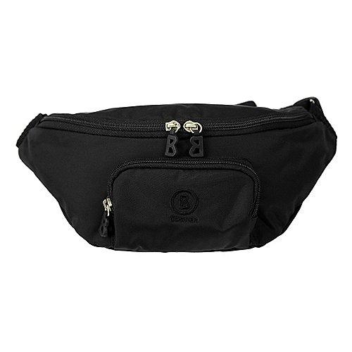 Bogner Spirit Travel Belly Bag Gürteltasche 29 cm - black/teak