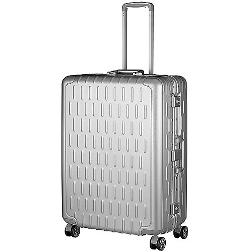 March 15 Trading Discovery 4-Rollen-Trolley 75 cm - aluminium silver