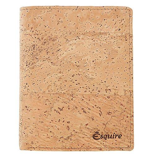 Esquire Kork Hochformatbörse 12 cm Produktbild