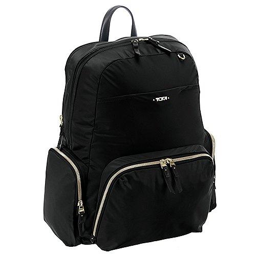Tumi Voyageur Calais Rucksack mit Laptopfach 39 cm - black Preisvergleich