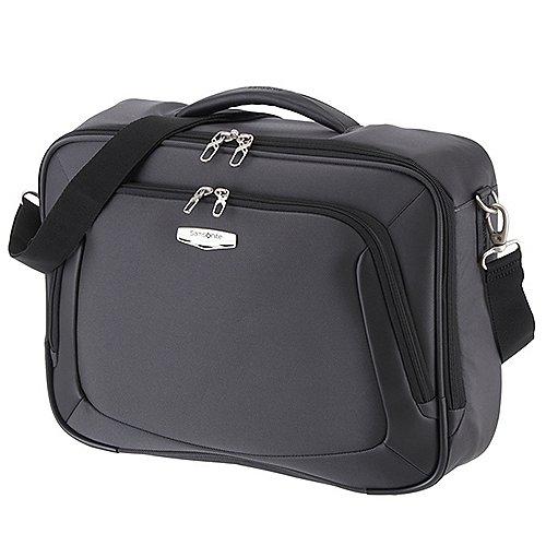 Samsonite X Blade 3.0 Laptop Schultertasche 45 cm grey black