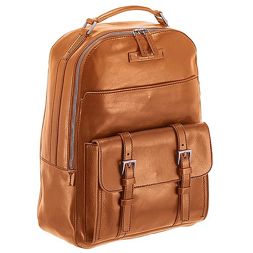 The Bridge Byron Rucksack 38 cm - cognac