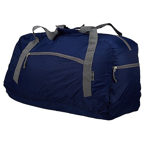 Travelite Airflex Faltreisetasche 46 cm dunkelblau