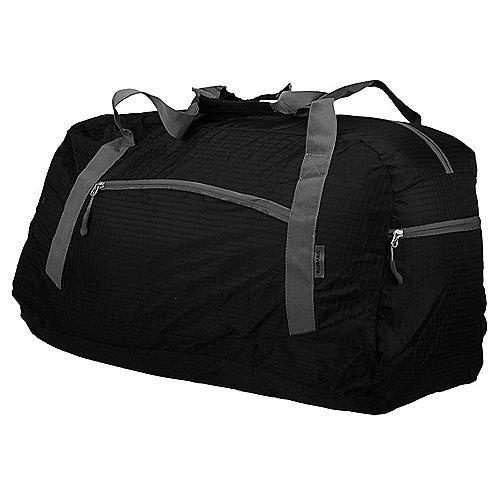 Travelite Airflex Faltreisetasche 58 cm schwarz