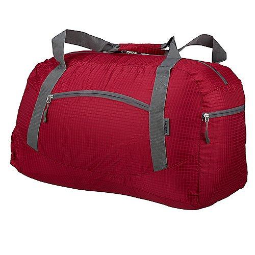 Travelite Airflex Faltreisetasche 58 cm pink