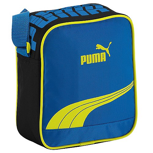 Puma Sole Portable Schultertasche 20 cm victoria blue new navy buttercup