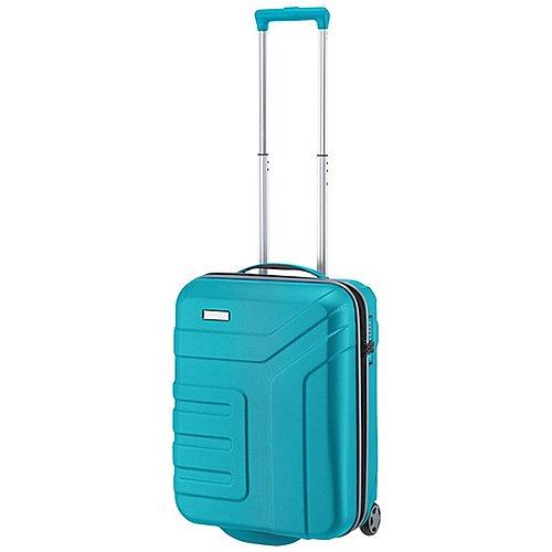 Travelite Vector 2.0 2-Rollen-Bordtrolley 55 cm...