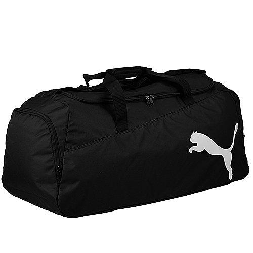 Puma Pro Training Large Bag Sporttasche 74 cm - black-black-white