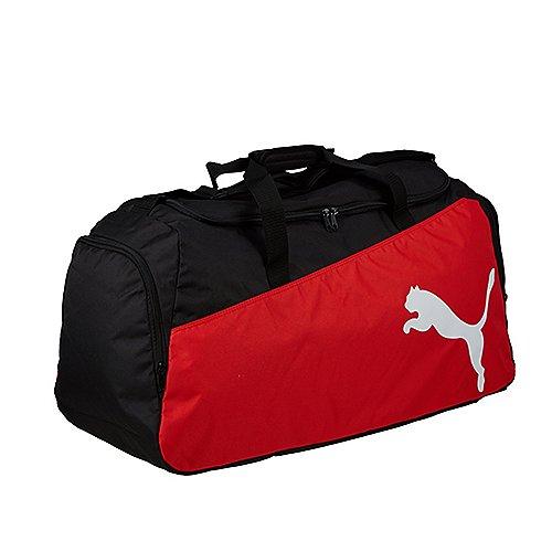 Puma Pro Training Medium Bag Sporttasche 61 cm black puma red white