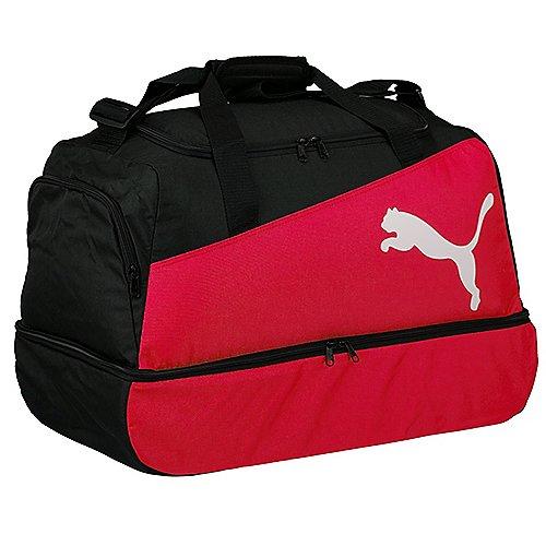 Puma Pro Training Football Bag Sporttasche 57 cm black puma red white