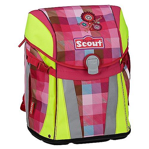 Scout Basic Schulsets Schulranzenset Sunny 5-tlg. Produktbild