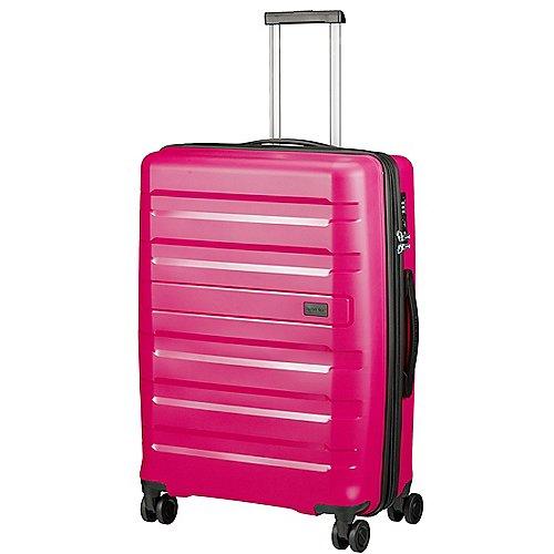 Travelite Kosmos 4-Rollen Trolley 77 cm - pink
