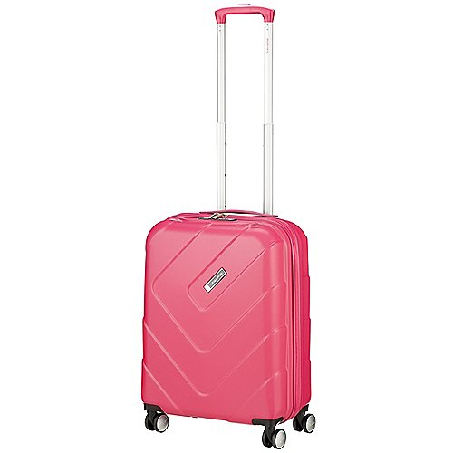 Travelite Kalisto 4-Rollen-Bordtrolley 55 cm Produktbild