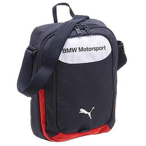 Puma BMW Motorsport Portable Umhängetasche 29 cm team blue puma white