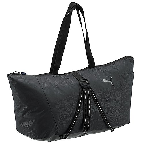 Puma Sports Fit AT Sporttasche 58 cm black reflective silver