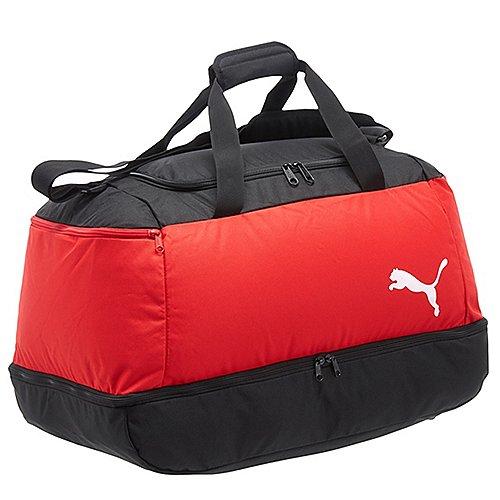 Puma Pro Training II Football Bag Sporttasche 58 cm red black