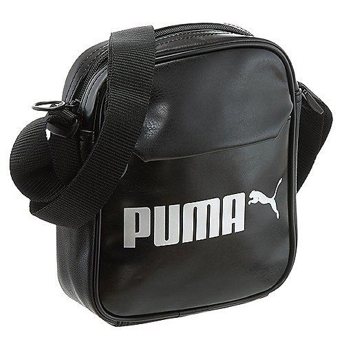 Puma Campus Portable Umhängetasche 21 cm puma black auf Rechnung bestellen
