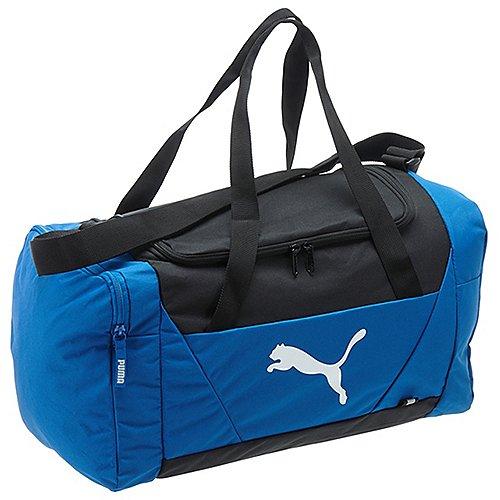Puma Fundamentals Sports Bag Sporttasche 49 cm turkish sea auf Rechnung bestellen