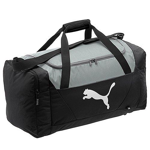 Puma Fundamentals Sports Bag Sporttasche 54 cm black auf Rechnung bestellen