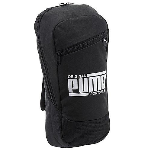 Puma Sole Cross Bag Umhängetasche 36 cm black auf Rechnung bestellen