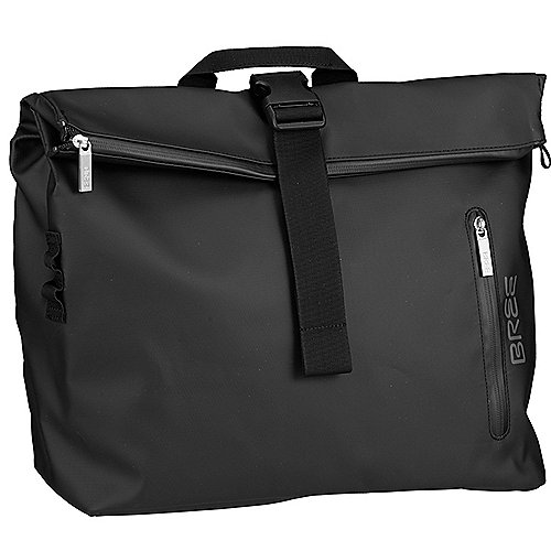 Bree Punch 715 Messenger Bag 40 cm - black