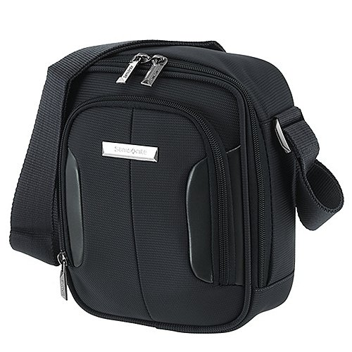 Samsonite XBR Tablet Crossover Umhängetasche 23 cm black