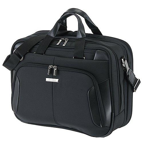 Samsonite XBR Laptop Aktentasche 44 cm - black