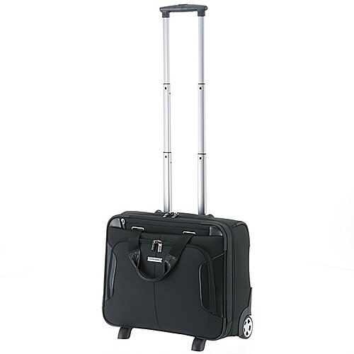 Samsonite XBR Business Case Mobiles Office 45 cm - black