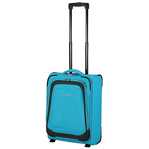 Travelite Naxos 2-Rollen Bordtrolley 52 cm - tü...
