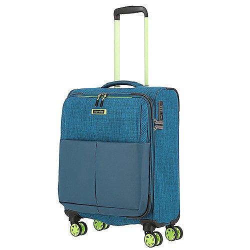 Travelite Proof 4-Rollen Kabinentrolley 55 cm Produktbild