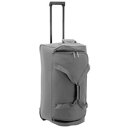 Travelite Basics Rollenreisetasche 68 cm grau auf Rechnung bestellen