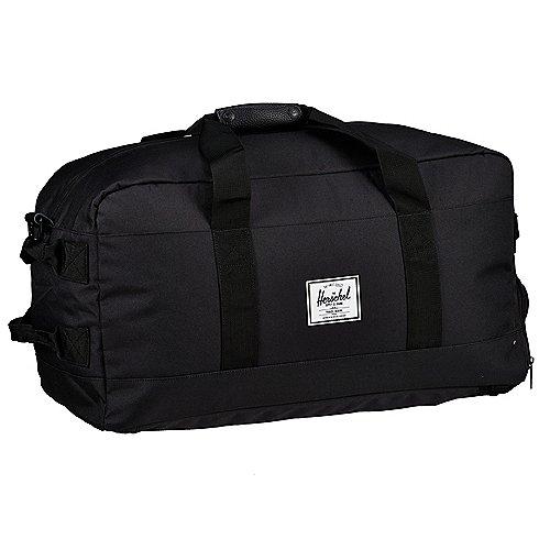 Herschel Travel Collection Outfitter Reisetasche 61 cm - black bei Koffer-Direkt.de