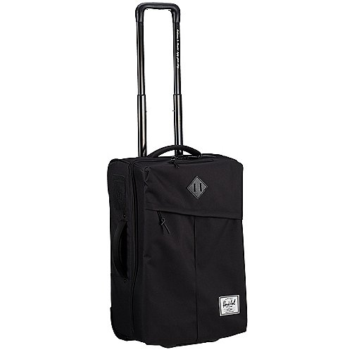 Herschel Travel Collection Campaign 2-Rollen-Trolley 60 cm - blac bei Koffer-Direkt.de