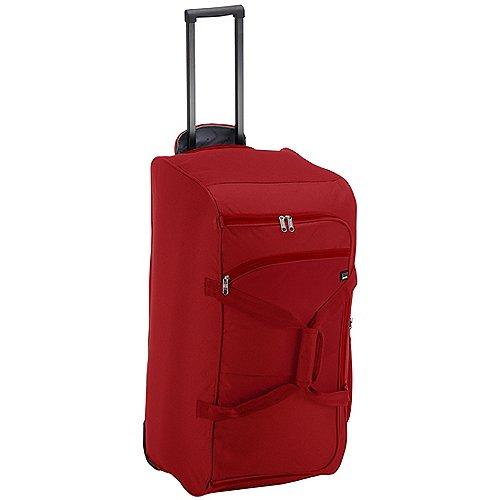 Gabol Week Reisetasche auf Rollen 73 cm rot