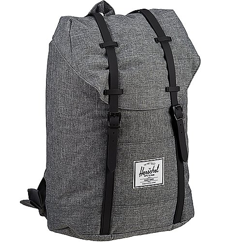 Herschel Bags Collection Retreat Rucksack 45 cm - raven bei Koffer-Direkt.de