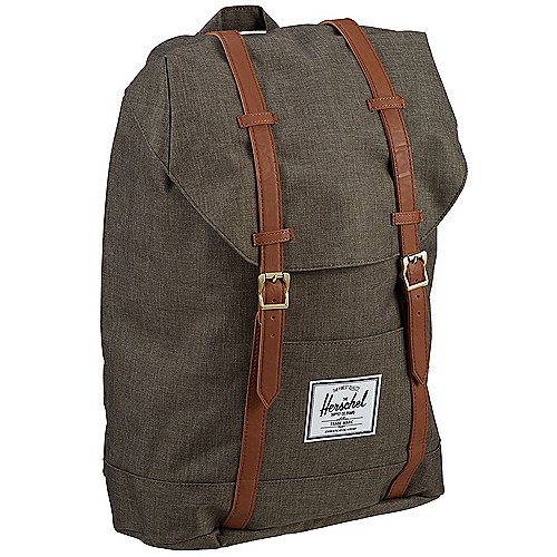 Herschel Bags Collection Retreat Rucksack 45 cm - canteen bei Koffer-Direkt.de