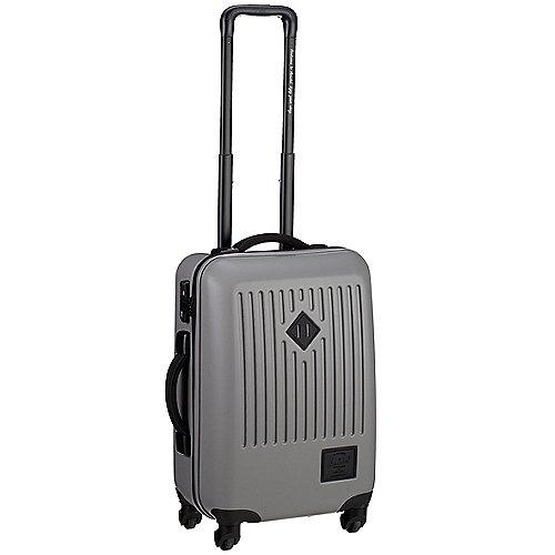 Herschel Travel Collection Trade 4-Rollen-Trolley 58 cm - grey bei Koffer-Direkt.de