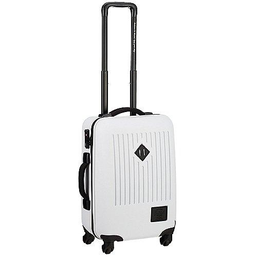 Herschel Travel Collection Trade 4-Rollen-Trolley 58 cm - white bei Koffer-Direkt.de