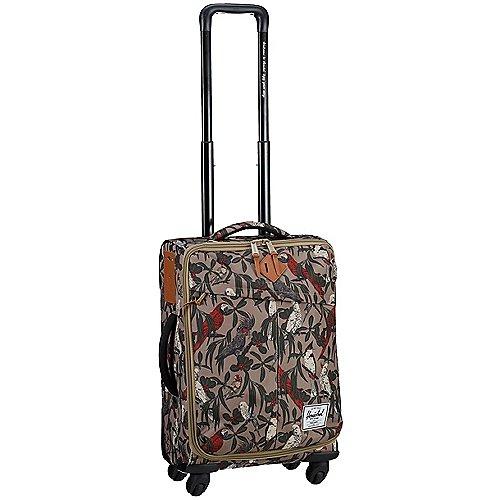 Herschel Travel Collection Highland Travel 4-Rollen-Trolley 55 cm bei Koffer-Direkt.de