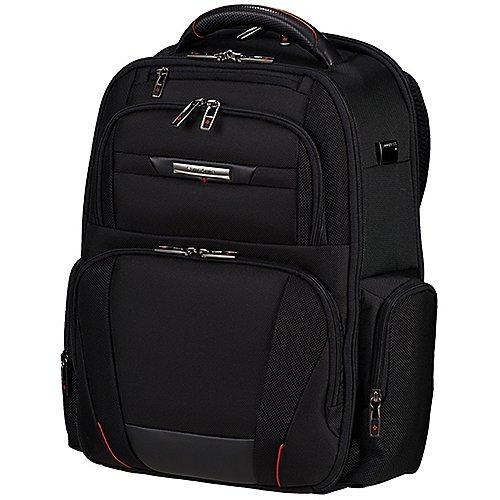 Samsonite Pro-DLX 5 Laptop Rucksack 3V 48 cm - black